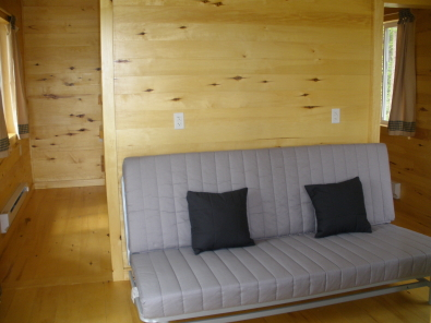 Camper Cabin Couch